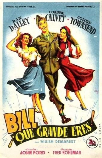 Poster of Bill, qué grande eres
