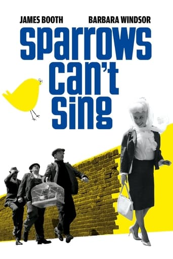 Poster of Sparrows Can't Sing