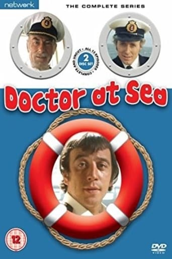Poster of Doctor at Sea