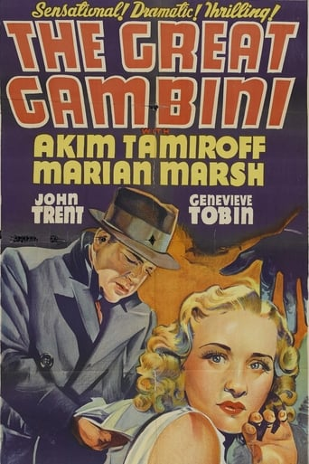 Poster of The Great Gambini