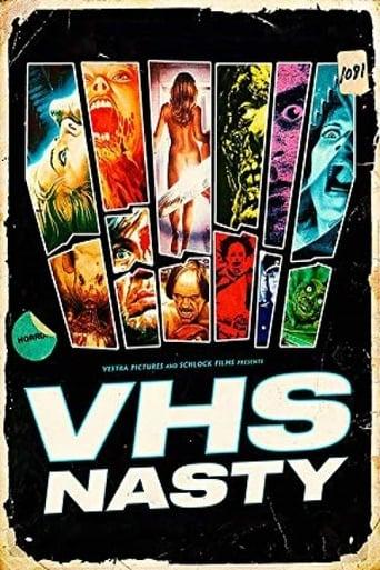 VHS Nasty Poster