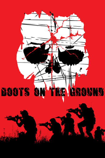 Poster of Boots on the Ground