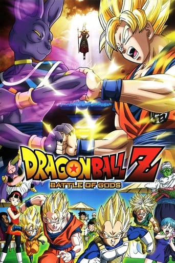 Poster of Dragon Ball Z: Battle of Gods