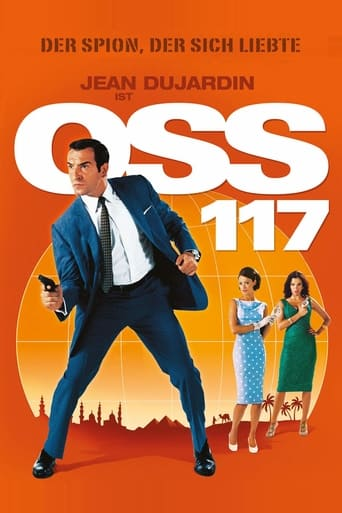 OSS 117 - Der Spion der sich liebte