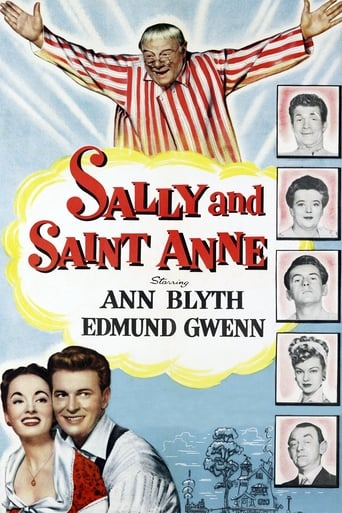Poster of Sally and Saint Anne