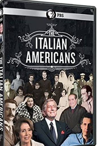 Poster of The Italian Americans