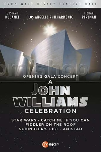 Poster of A John Williams Celebration