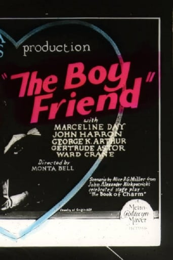 Poster of The Boy Friend