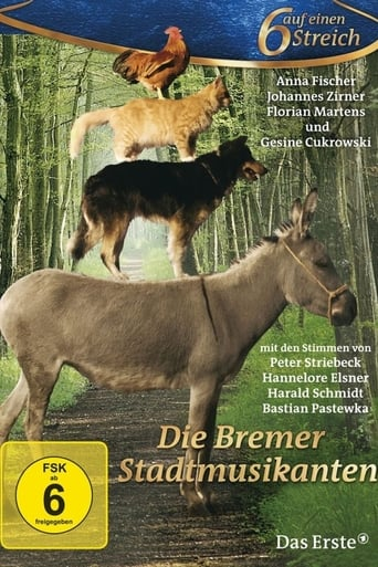 Poster of Die Bremer Stadtmusikanten