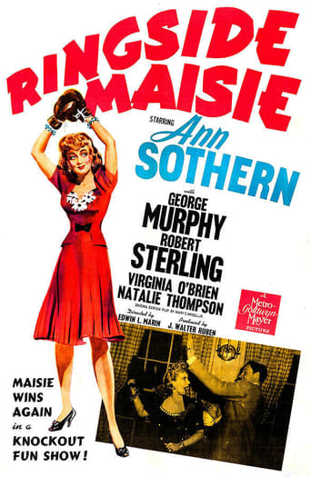 Poster of Ringside Maisie