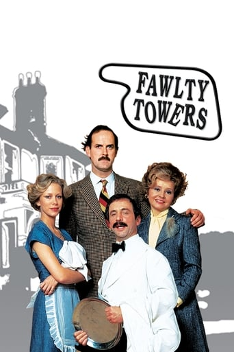 poster of Fawlty Towers