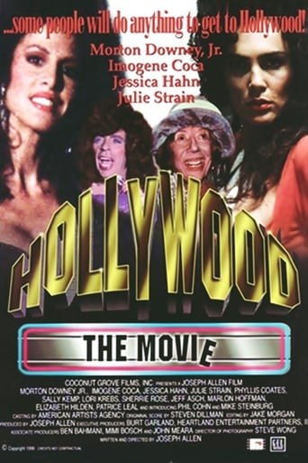 Poster of Hollywood: The Movie