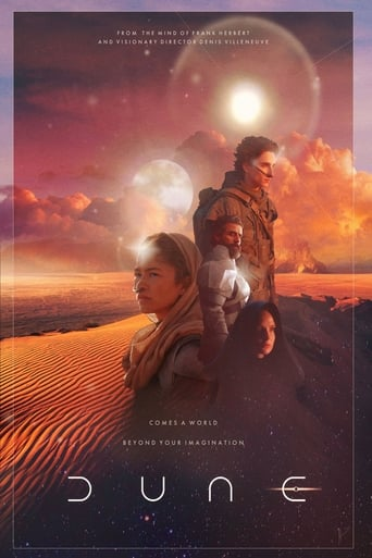 Poster Frank Herbert's Dune