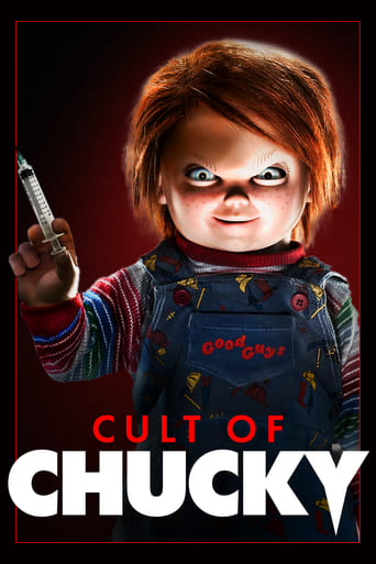 Poster of Cult of Chucky