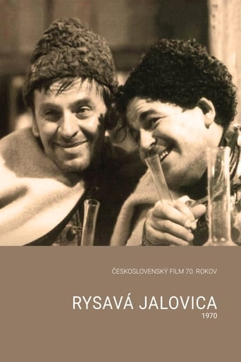 Poster of Rysavá jalovica