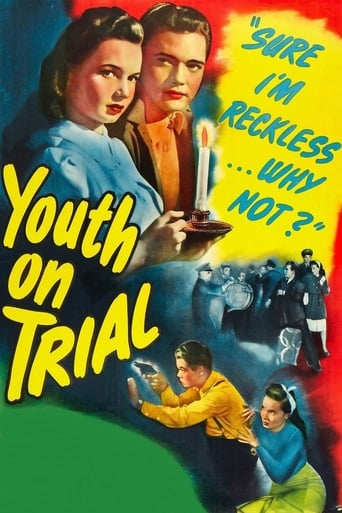Poster of Youth on Trial