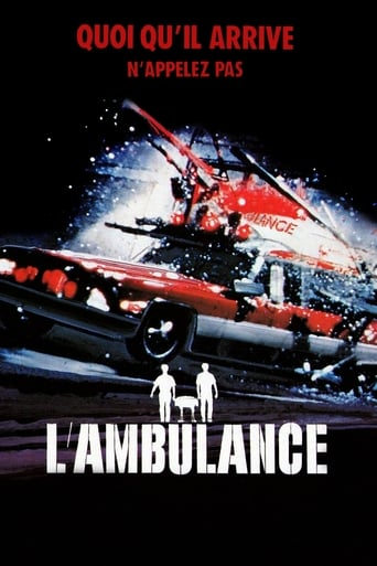 Poster of L'ambulance