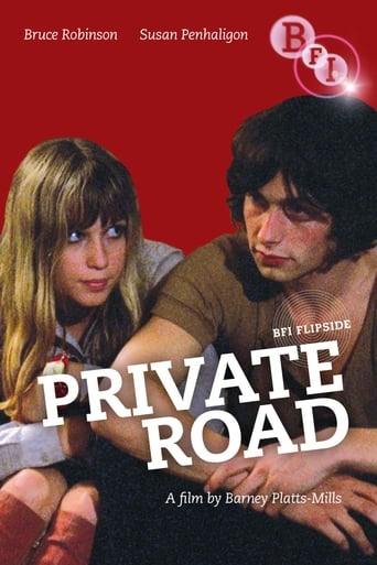 Poster of Private Road fragman