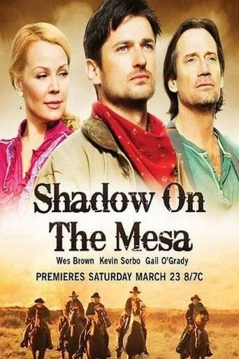 Poster of Shadow on the Mesa