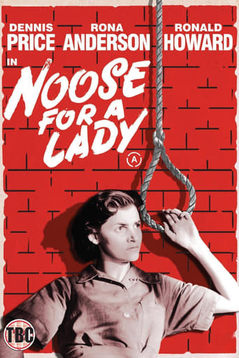 Poster of Noose for a Lady