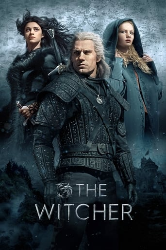 Poster of The Witcher