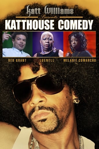 Poster of Katt Williams Presents: Katthouse Comedy