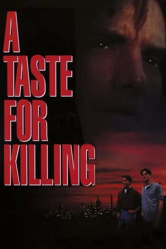 Poster of A Taste for Killing