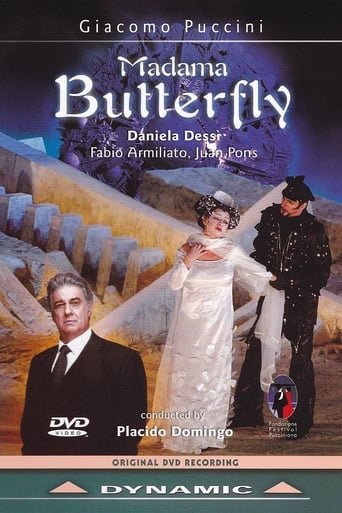 Poster of Madama Butterfly