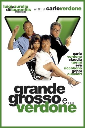 Poster of Grande, grosso e Verdone