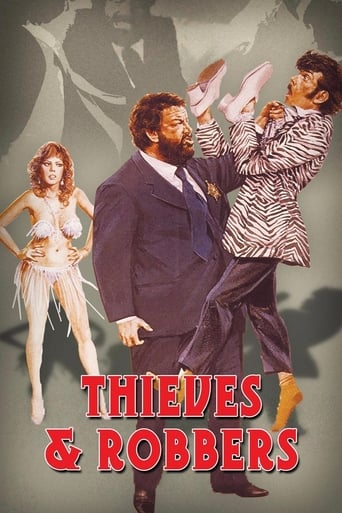 Poster of Thieves and Robbers