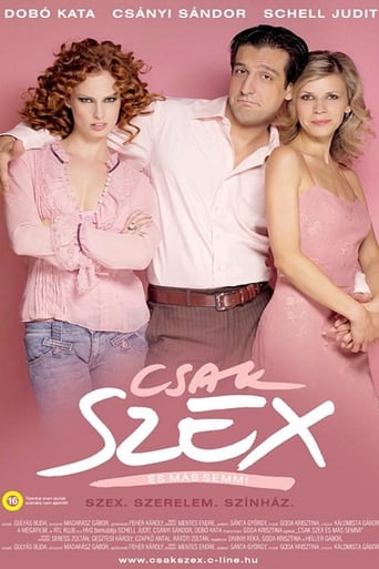 Poster of Just Sex and Nothing Else
