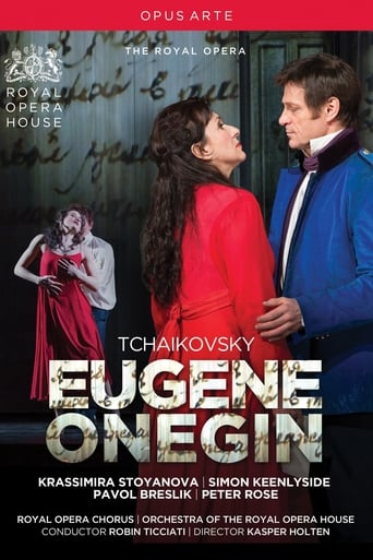 Poster of Eugene Onegin