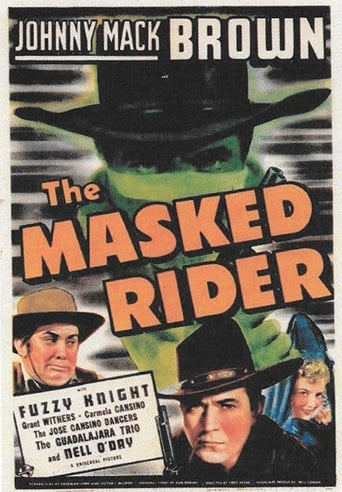 Poster of The Masked Rider