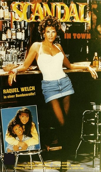 Poster of Scandal in a Small Town