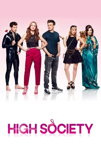 Poster of High Society