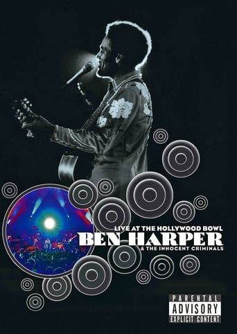 Poster of Ben Harper and the Innocent Criminals: Live at the Hollywood Bowl