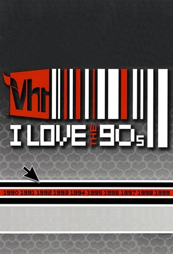 Poster of I Love the '90s