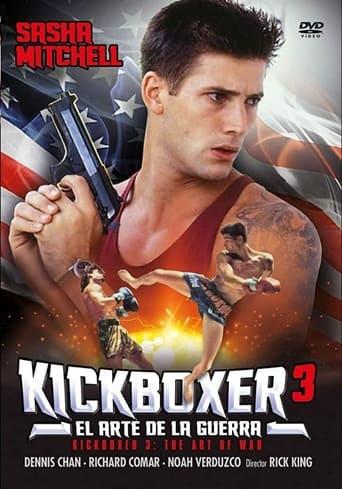 Poster of Kickboxer 3: El arte de la guerra