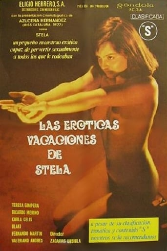 Poster of Intimate Confessions of Stella