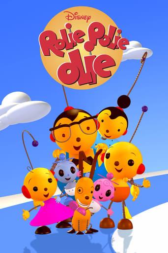 Poster Rolie Polie Olie