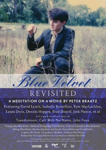 Poster of Blue Velvet Revisited