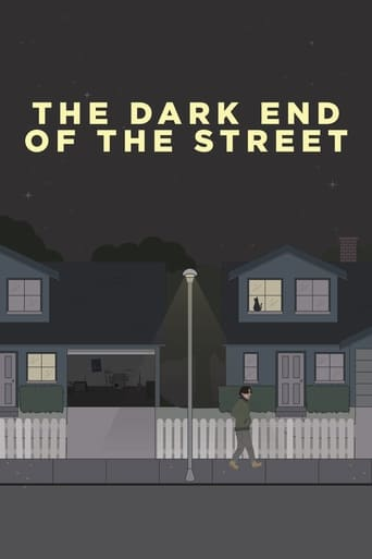 Poster The Dark End of the Street