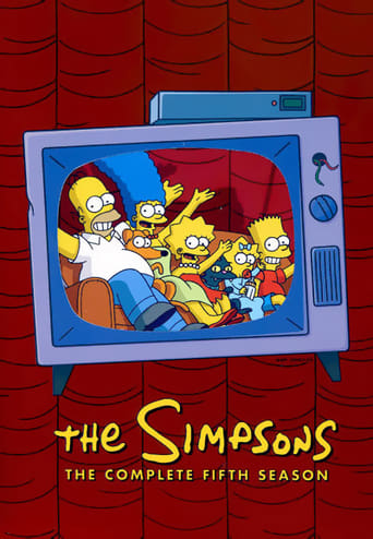 Simpsonai / The Simpsons (1993) 5 Sezonas