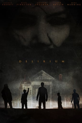 Poster of Delirium