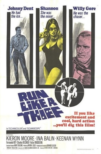 Poster of Run Like a Thief