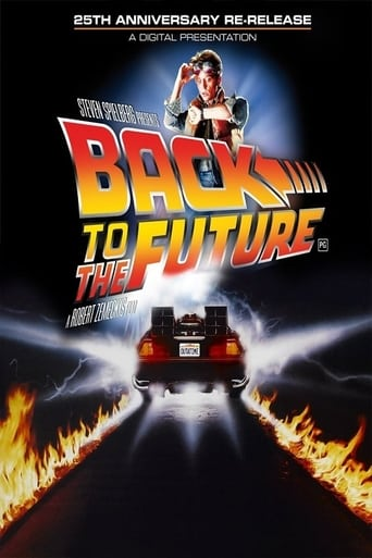 Poster of Back to the 2015 Future