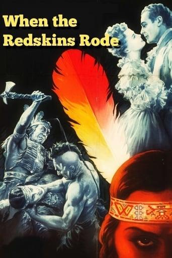 Poster of When the Redskins Rode