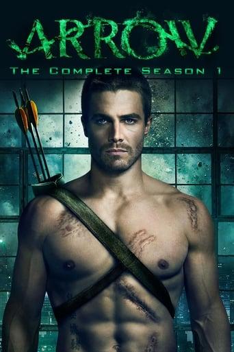Arrow 1ª Temporada – BluRay 720p Dual Áudio – Legendado Torrent Download (2012)