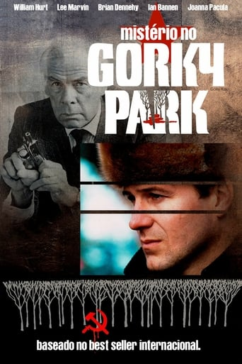 Mistério no Parque Gorky Torrent (1983) Dublado BluRay 720p – Download