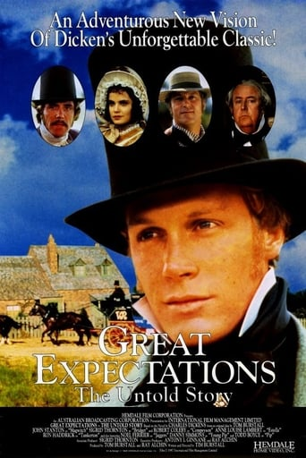 Poster of Great Expectations: The Untold Story